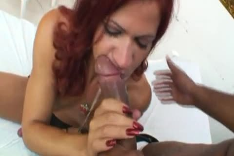 Eat filthy anal Of This Redhead TS Doll