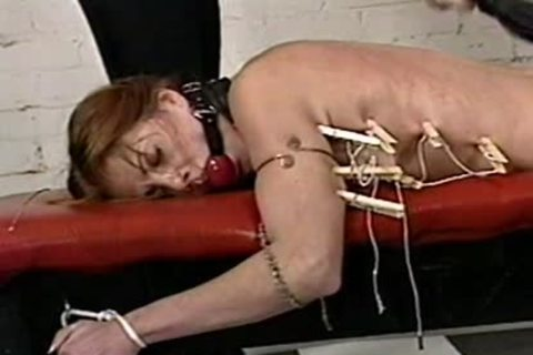 dominant lady-man Hurts Her slave truly Hard