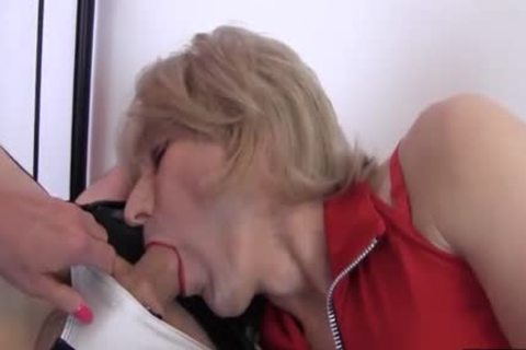 lustful Crossdresser doxies Love Sixtynine sucking large shlong Who Will cum First