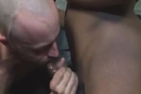 Kennedy bonks White boy Then Cums All Over His ass