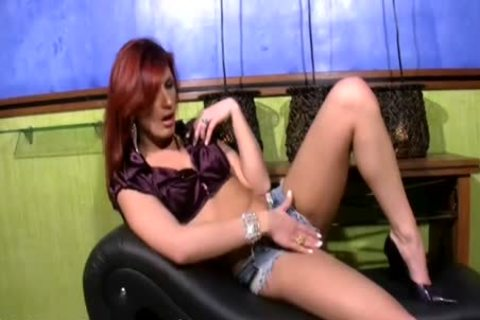 FULL clip Of Redhead Beauty With Puffy teats And biggest wazoo