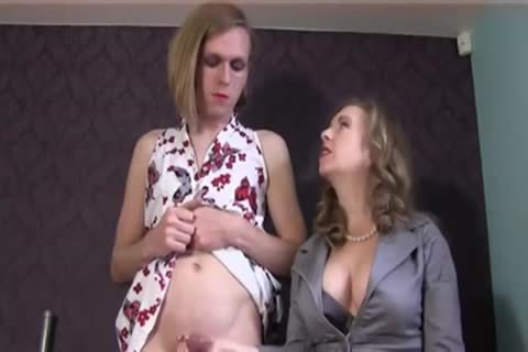 master-whore Playing With Sensual Sissy