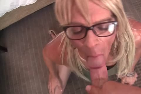 old Crossdressers suck And bang