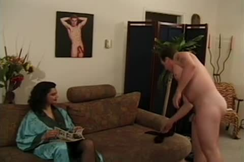 Wife Makes spouse A Sissy