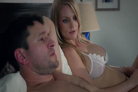 FamilyStrokes - Scared Stepdaughter acquires banged whilst Wife Sleeps