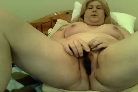 fat older tgirl Solo