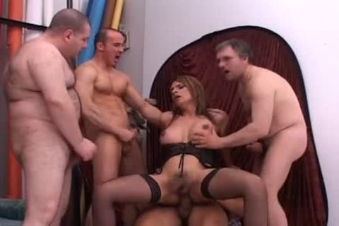 Trans-Italy The orgy Of The Century (Full vids)