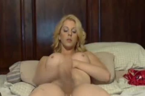 Tyra Scott hammers butthole With Sturdy dildo Solo