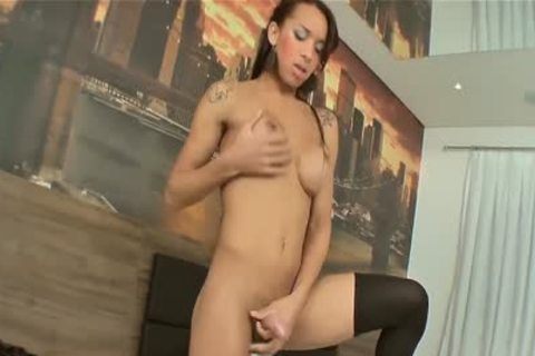 Dream shemale - slutty tranny Amanda Araujo Compilation Part 1