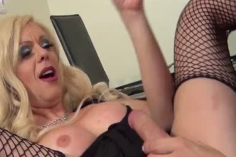 Joanna Jet & Kelli Lox - shelady ladyboy Hunter three