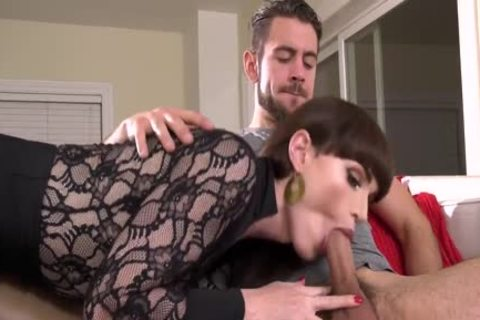 that man Dreams To fuck His delicious Trans Roommate Natalie Mars