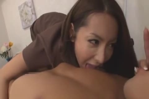 sexy Masseuse Hime Was Born To Top