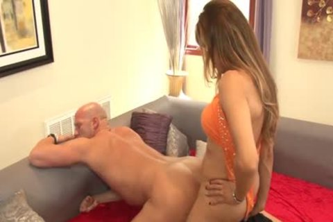 Trans Beauty Johanna B Rides A large dick Like A Pro