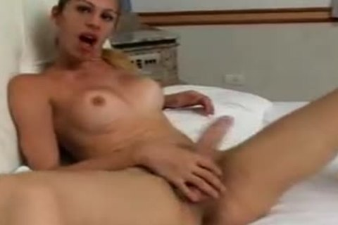 naughty blonde undressping & Beating Off