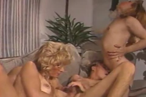 Threeway With A shetwink - Golden Age Media