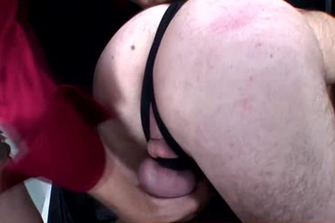 corporalist t-girl Spanks And drils his arse By Lukifera