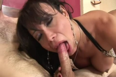 busty ladyman receives Laid In bed 2