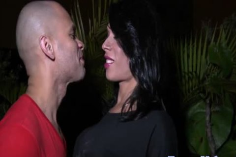 Brazilian ladyman acquires Her taut arse pounded Deeply